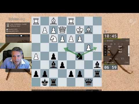 Live Chess_MI : Ouverture Van't Kruijs contre fenix322(1337)