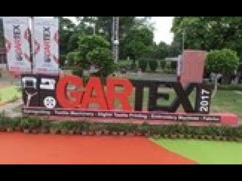 Gartex Expo 2017 Post Show, Pragati Maidan, New Delhi