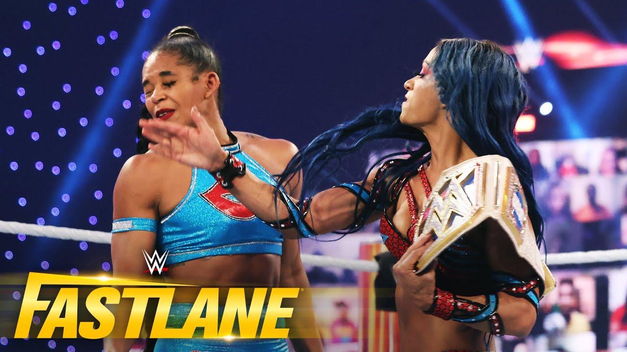 Sasha Banks & Bianca Belair pushed to breaking point: WWE Fastlane 2021 (WWE Network Exclusive)
