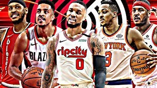 I Traded Everyone On The Portland Trail Blazers Except Damian Lillard...This Is What Happened
