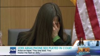 Jodi Arias phone sex tape played in court