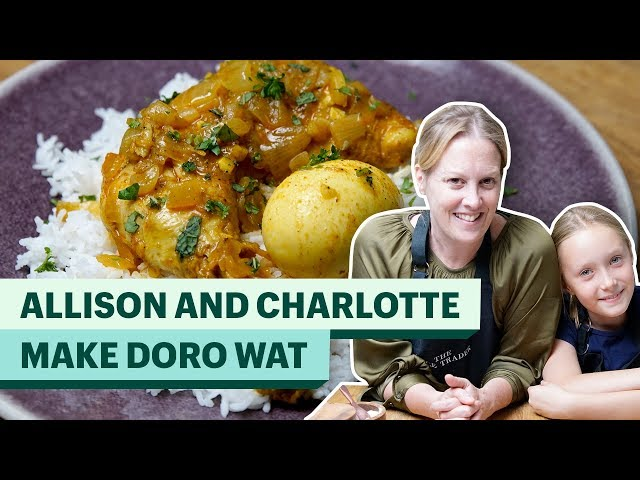 How To Make Doro Wat |  A Shopify Business Recipe
