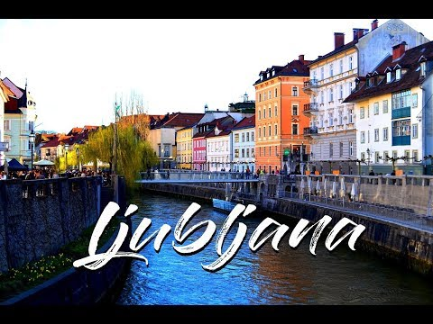 WOW air travel guide application - Ljubljana, Slovenia