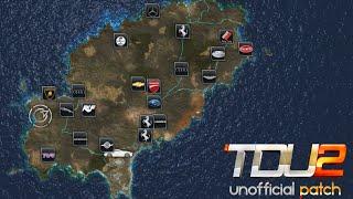 TDU2 Unofficial Patch 0.4 Car Dealerships