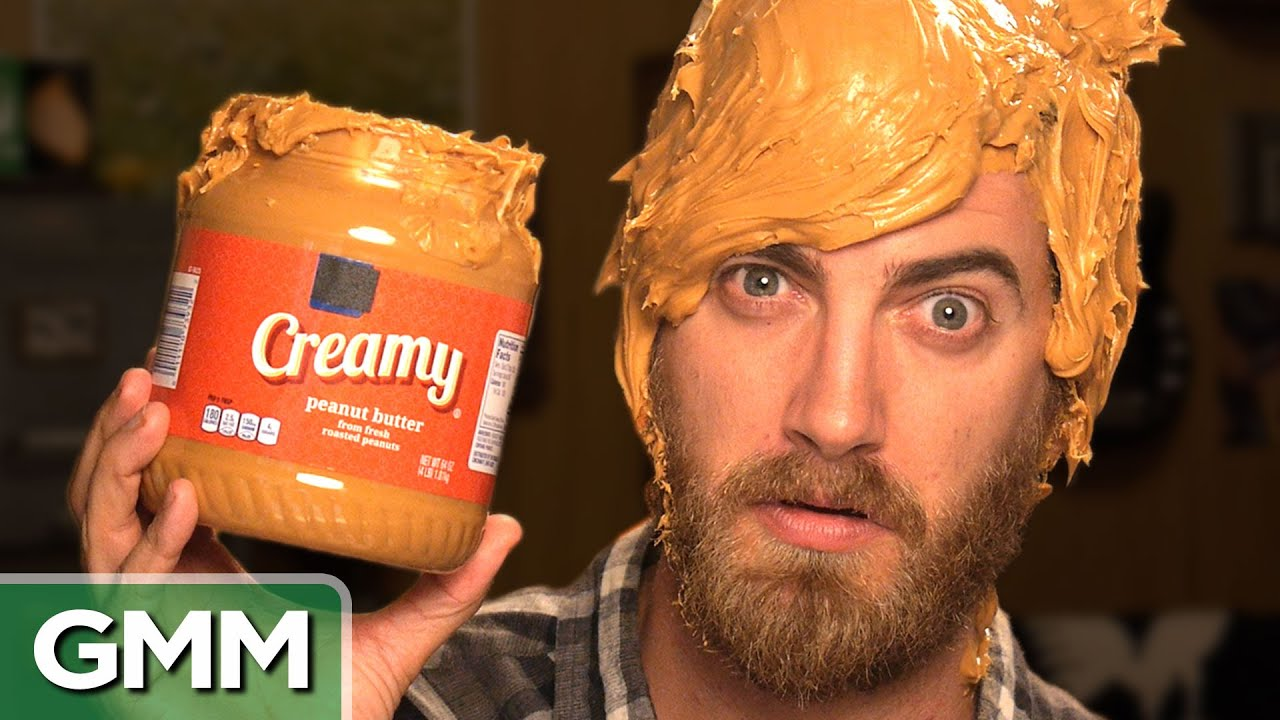 5 weird things you can do with peanut butter youtube - Unknown uses of butter ...