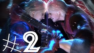 Devil May Cry 4 Mission 2 PC