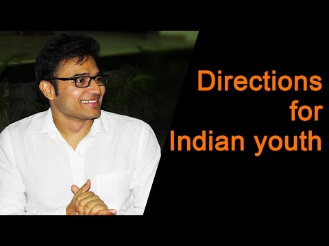 Guidelines for the Indian youth