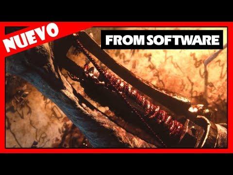 ¡¡NUEVO JUEGO DE FROM SOFTWARE!! Shadows Die Twice
