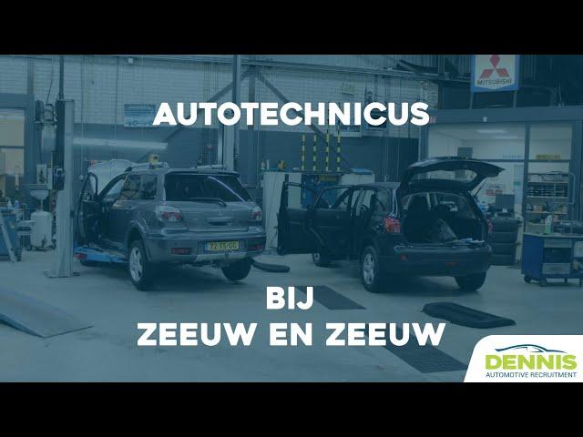 Automonteur vacature bij Zeeuw en Zeeuw Leiderdorp