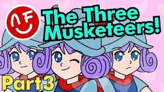 CLASH ROYALE PARODY-Three Wizards (PART 3) THREE MUSKETEERS