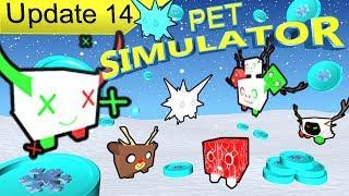 "Roblox Pet Simulator Christmas update!🐺 BIG GIVEAWAY!🦊!"" 🐾🐕read description!🐕🐾"""
