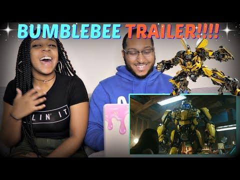 """""""Bumblebee"""" (2018) - Official Teaser Trailer REACTION!!!"""