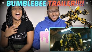 """Bumblebee"" (2018) - Official Teaser Trailer REACTION!!!"