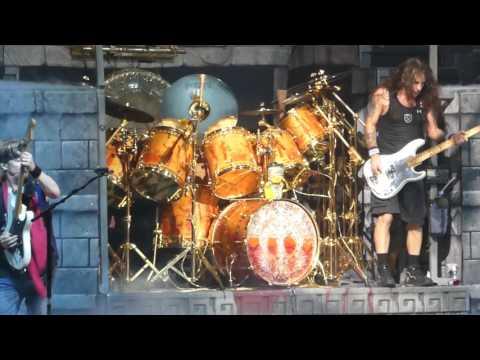 """""""Iron Maiden"""" Iron Maiden@Wells Fargo Center Philadelphia 6/4/17"""