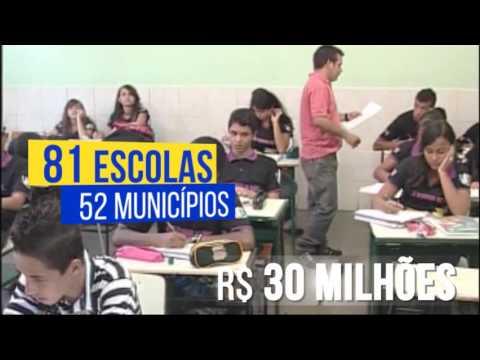 Governo investirá mais de R$ 28 milhões em educação