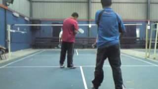 Badminton LIBRARY 04.12.2009