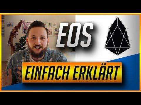 EOS coin deutsch 🚀🌑  Ethereum killer??🤑 besser als Ethereum und IOTA??