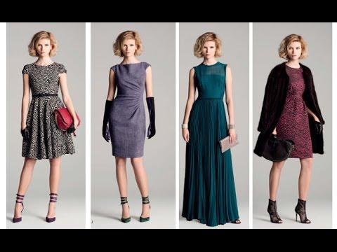 Vestidos elegantes para mujeres baja estatura