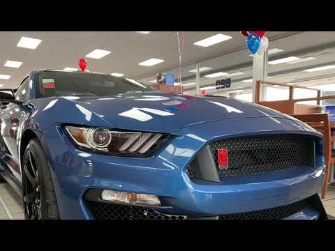 2019 Shelby GT350R
