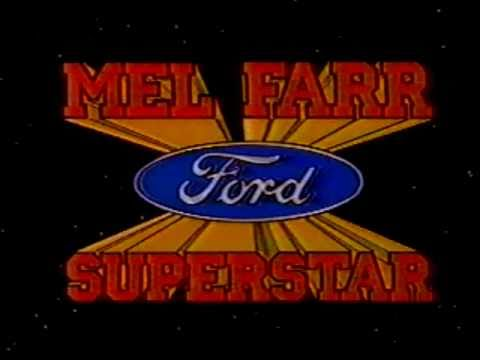 Mel Farr Superstar Commercial 1983