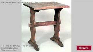 French Antique End Table Provincial Tables For Sale