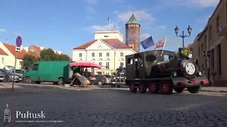 Klasyki nad Narwią. Zlot zabytkowej motoryzacji w Pułtusku
