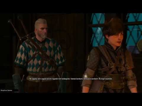 The Witcher 3 Wild Hunt magyar felirattal Part31