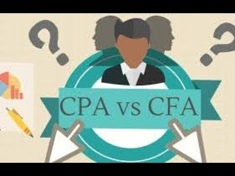 Should I Get Both a CFA and CPA?
