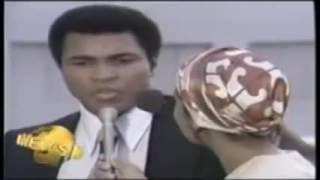 Мухаммад Али о религии Ислам