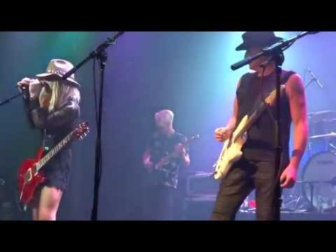 """Orianthi & Richie Sambora  """"Pride & Joy"""" The canyon Club 10/18/15"""