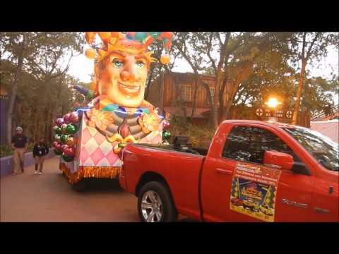 Festival MARDI GRAS Six Flags México 2017