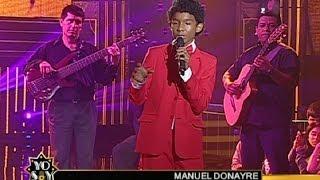 Manuel Donayre le canta a las madres peruanas