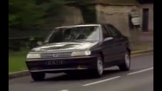Peugeot 605 Review from 1990