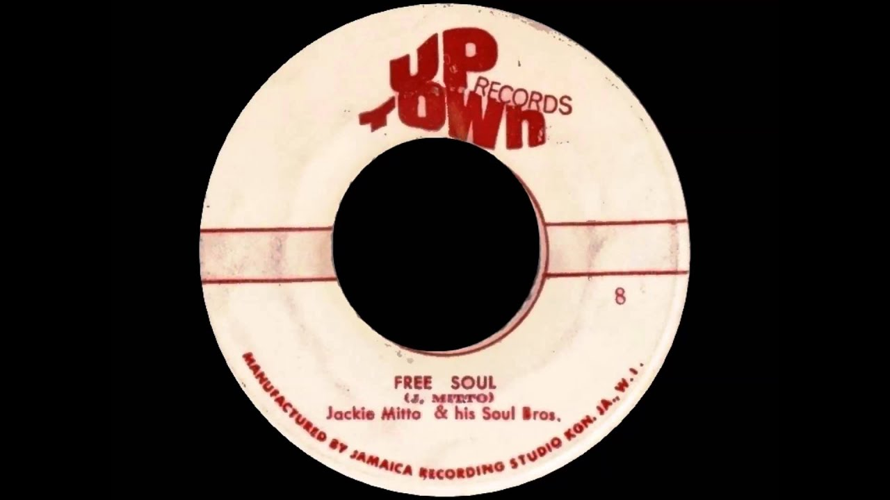 Jackie Mitto And Soul Brothers Patrick Hytton Killer Diller Oh Lady
