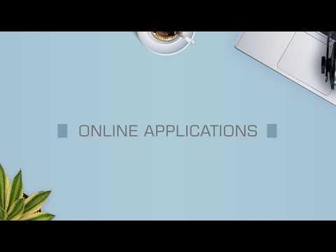 Online Applications - Internet Banking just got better.