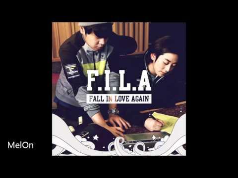 [MP3] Geeks (긱스) - F.I.L.A (Fall In Love Again) [Single]