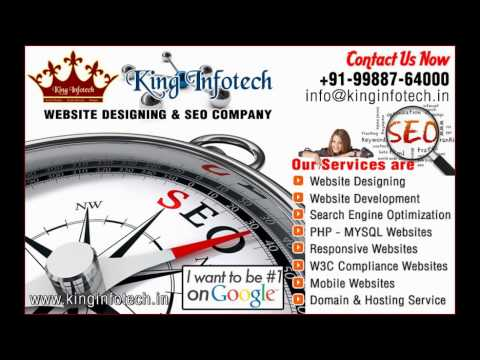 Website promotion in ludhiana punjab india www.kinginfotech.in