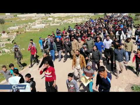 ميليشيا أسد الطائفية تنفذ حملة اعتقالات في مدينة الشيخ مسكين بدرعا  - نشر قبل 15 ساعة