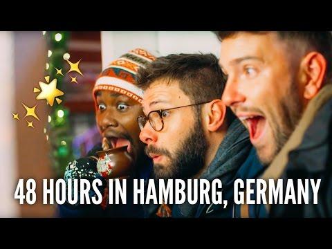 48 Hours In Hamburg, Germany