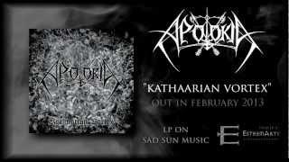 """APOLOKIA """"Kathaarian Vortex"""" (album trailer)"""
