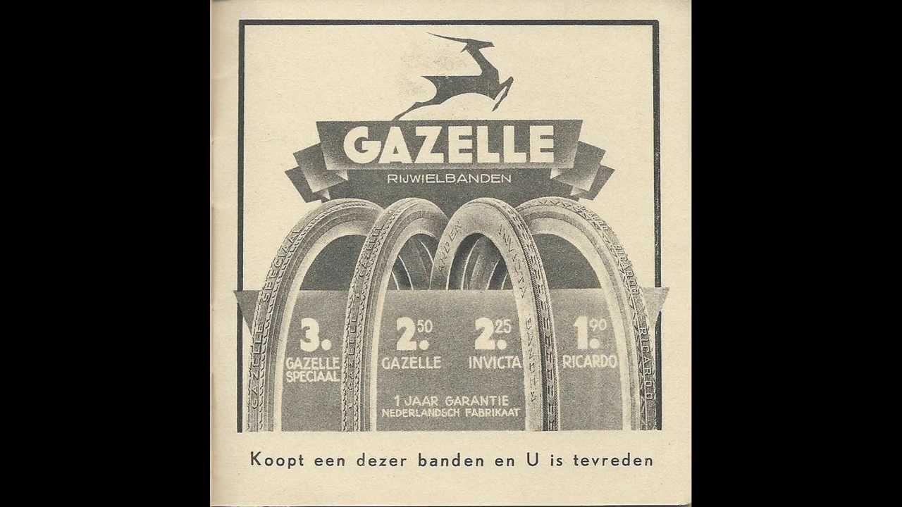 Uit. Gazelle Rijwielfabriek