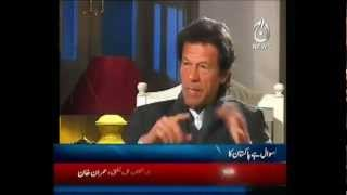 Shaping the Destiny of Pakistan with Imran Khan