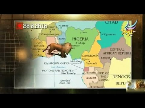 REVEALED PROPHECY - ABOUT CENTRAL AFRICA