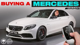 Buying a Mercedes : 2020 C 63 AMG
