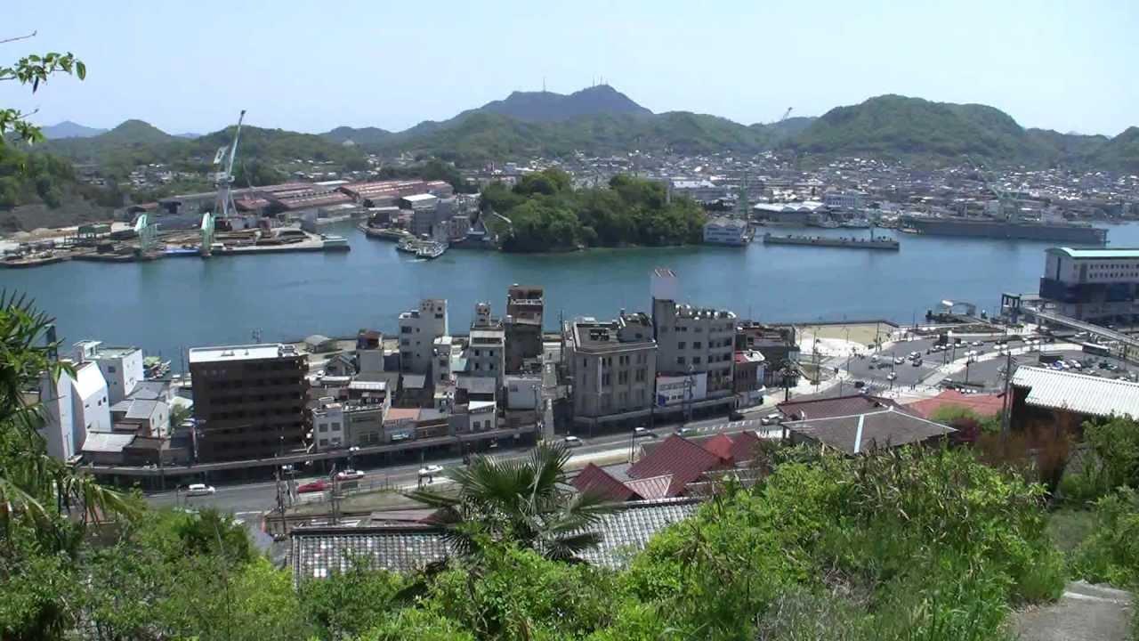 Views of Onomichi,Hiroshima 尾道市 尾道の風景 - YouTube