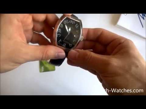 Обзор лимитной армянской серии часов Луч