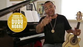 Aprenda Cavaquinho com Dudu Nobre - O mestre !!!