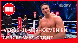 Terugblik GLORY 77: Nabeschouwing en interviews met Rico Verhoeven en Tarik Khbabez | NU.nl