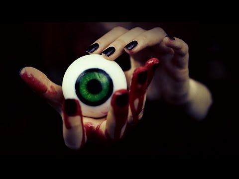 DIY: Eyeball Soap & Blood Soap Slime