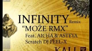 "KALI - ""MOŻE"" ( INFINITY DnB Remix ) feat. Aicha & Asteya"